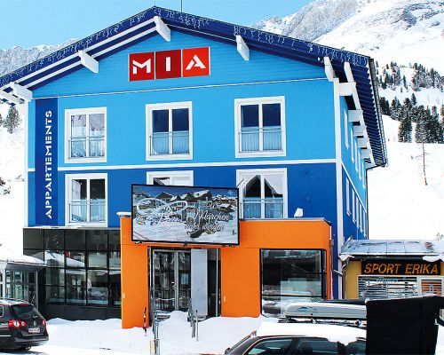 Mia Appartements - Bestlage in Obertauern